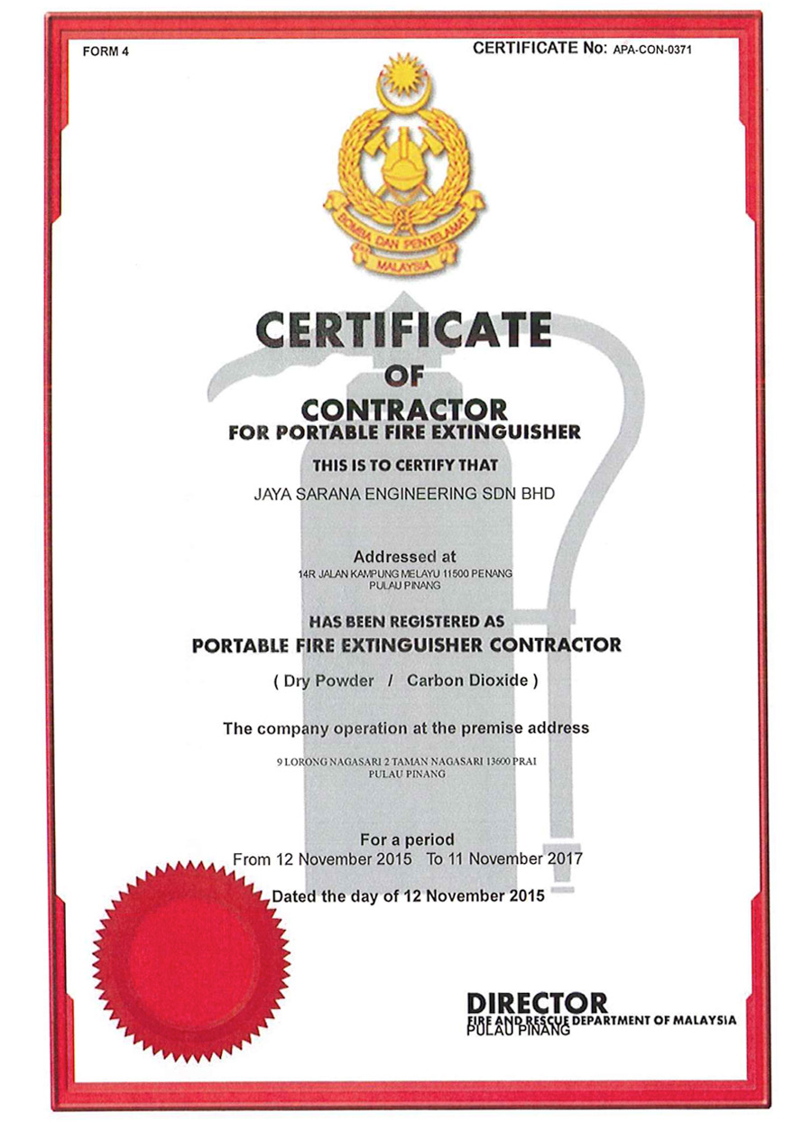 Fire Protection, M&E Engineering and Fire, Rescue &Safety ...